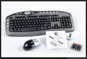 How to Connect wireless Keyboard and wireless mouse on your computer